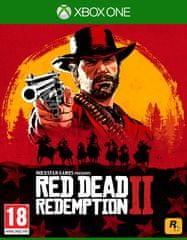 Rockstar igra Red Dead Redemption 2 (Xbox One)