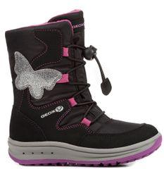 Geox dekliški škornji za sneg Roby