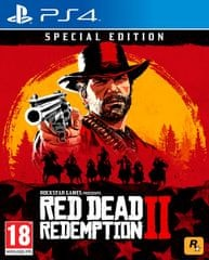 Rockstar igra Red Dead Redemption 2 Special Edition (PS4)