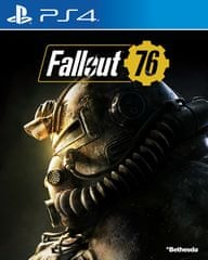 Bethesda Softworks igra Fallout 76 (PS4)