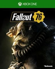 Bethesda Softworks igra Fallout 76 (Xbox One)
