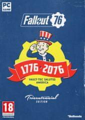 Bethesda Softworks igra Fallout 76 Tricentennial Edition (PC) - datum izida 14.11.2018