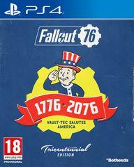 Bethesda Softworks igra Fallout 76 Tricentennial Edition (PS4) - datum izida 14.11.2018