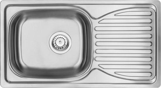 Deante komplet kuhinjskega korita in armature ZENB0113