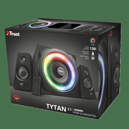 Trust głośniki GXT 629 Tytan 2.1 RGB (22944)