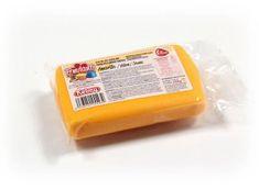 Kelmy Potahovací hmota 250 g - žlutá