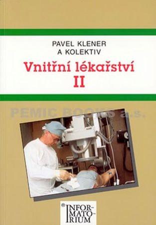 Klener Pavel: Vnitřní lékařství II