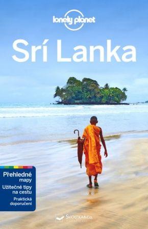 autor neuvedený: Sprievodca - Srí Lanka-Lonely Planet