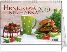 Kalendář stolní žánr. týd. Hrníčková kuchařka