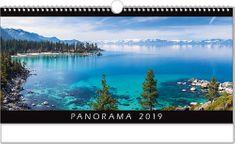 Kalendář nástěnný Panorama