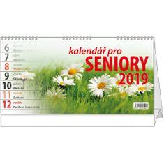 Kalendář stolní žánr. týd. pro seniory