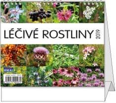 Kalendář stolní Ideál Léčivé rostliny