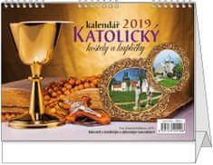 Kalendář stolní žánr. týd. Katolický