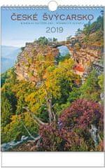 Kalendář nástěnný A3 České Švýcarsko