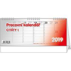 Kalendář stolní pracovní Citáty I.