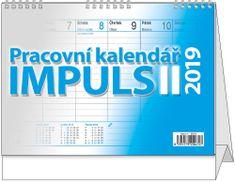Kalendář stolní pracovní Impuls II.