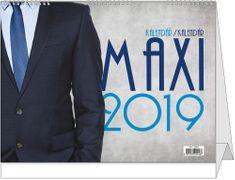 Kalendář stolní pracovní Maxi