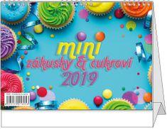 Kalendář stolní žánr. týd. Mini zákusky a cukroví