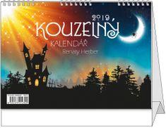 Kalendář stolní žánr. týd. Kouzelný kalendář Renaty Herber
