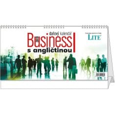 Kalendář stolní pracovní Business I. s angličtinou