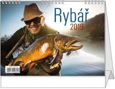 Kalendář stolní žánr. týd. Rybář