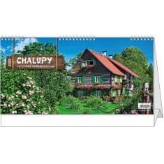 Kalendář stolní žánr. 14 dní Chalupy