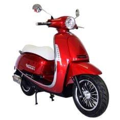 CLS MOTORCYCLE Skútr CLS VIENNA 125i 6,5 kW červená