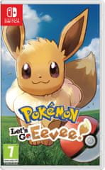 Nintendo igra Pokémon: Let's Go, Eevee! (Switch)