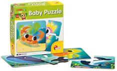Lisciani Baby Puzzle