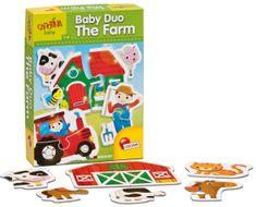 Lisciani Baby Duo Farm