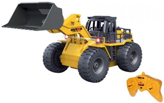 Wiky RC buldożer