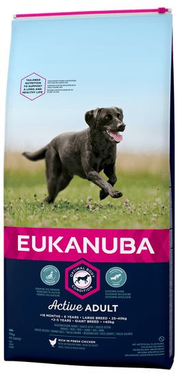 Eukanuba Adult Large Breed 15kg