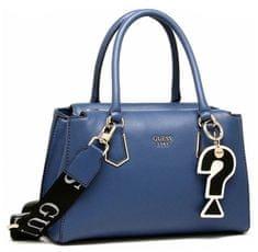 Guess ženska torbica, modra