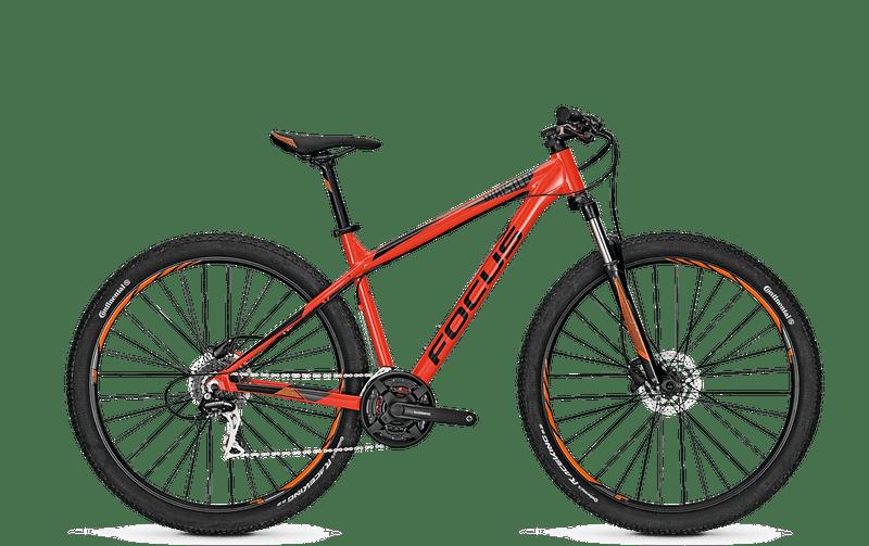 Focus Whistler Elite 29 2018 Hot Chilli Red horské kolo, vel. M