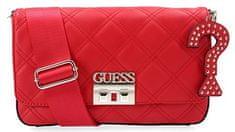 Guess ženska torbica, rdeča