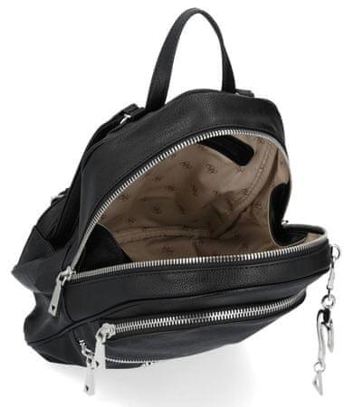 Guess női fekete hátizsák - Paraméterek  fc5d919da7