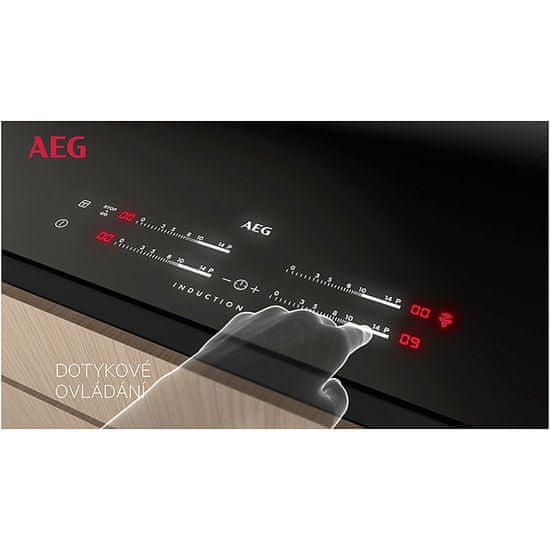 AEG płyta indukcyjna do zabudowy Mastery IKE64441IB
