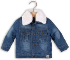 Minoti Chlapčenská džínsová bunda