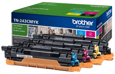 Brother TN-243CMYK, multipack (TN243CMYK)
