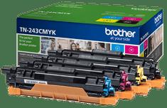 BROTHER TN-243CMYK, multipack (TN243CMYK)