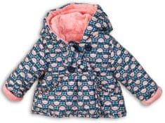 Minoti dekliška retro jakna, cvetlična