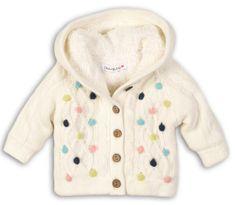 Minoti dekliški pulover z barvnimi pikami II.