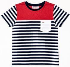 Minoti Chlapecké tričko pruhované
