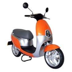 CLS MOTORCYCLE Elektrický skútr ECOOTER 3kW oranžová
