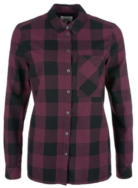 Q/S designed by dámská košile 42 fialová