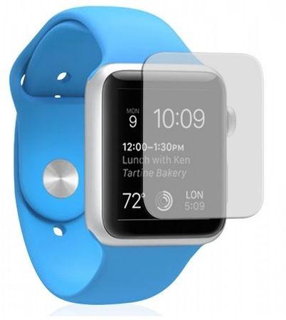 SBS zaščitno steklo za Apple Watch 42 mm, prozorno