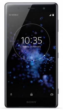 Sony GSM telefon Xperia XZ2 Premium, Dual SIM, črn
