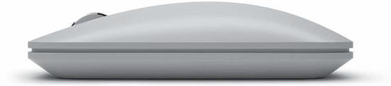Microsoft Surface Mobile Mouse Bluetooth, ezüst (KGY-00006)