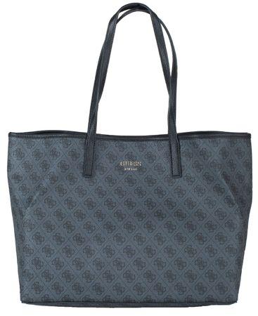 Guess ženska torbica, temno siva