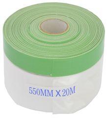 SPOKAR CQ fólie s textilní lepící páskou 55 cm × 20 m